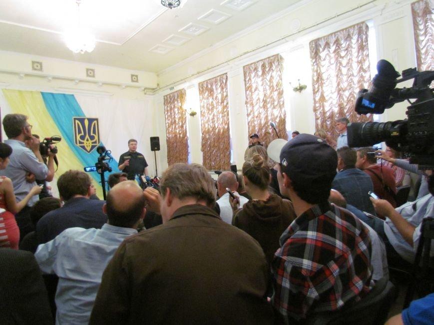 Я сделаю все, чтобы не сдать Мариуполь, - Порошенко (ФОТО+ВИДЕО), фото-13