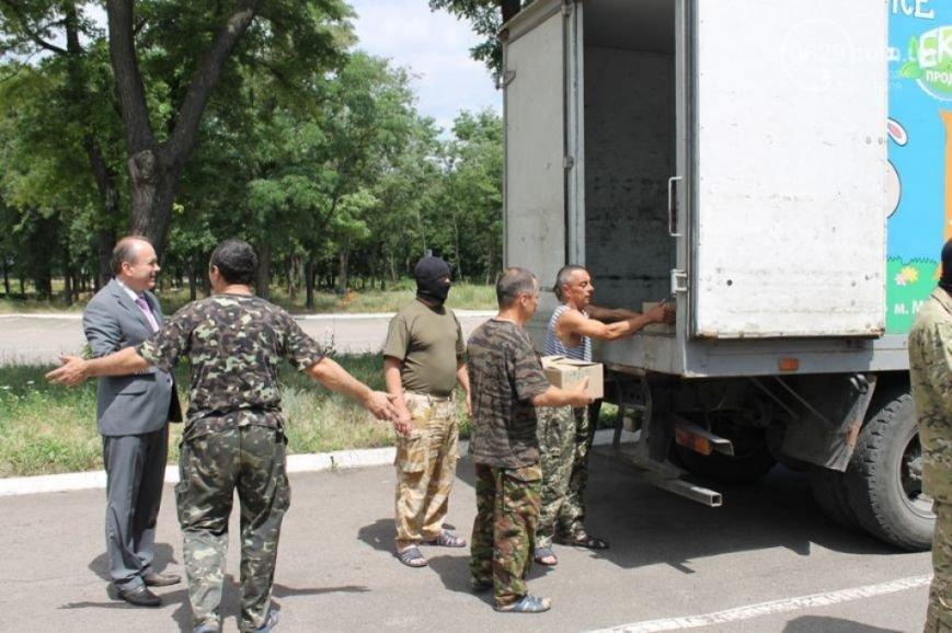помощь военным 9