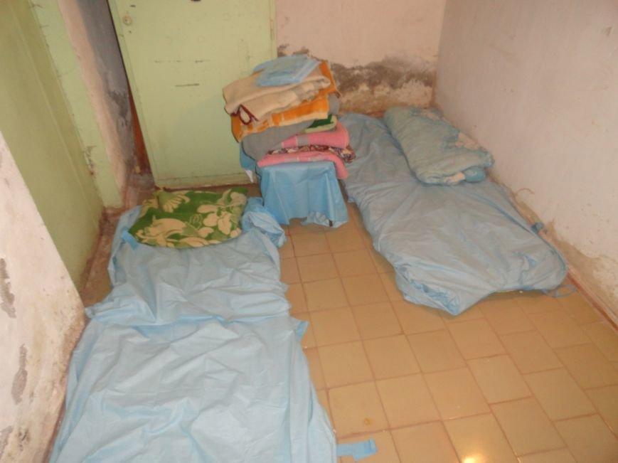 Мариупольские больницы подготавливали убежища для пациентов и персонала (ФОТО), фото-8