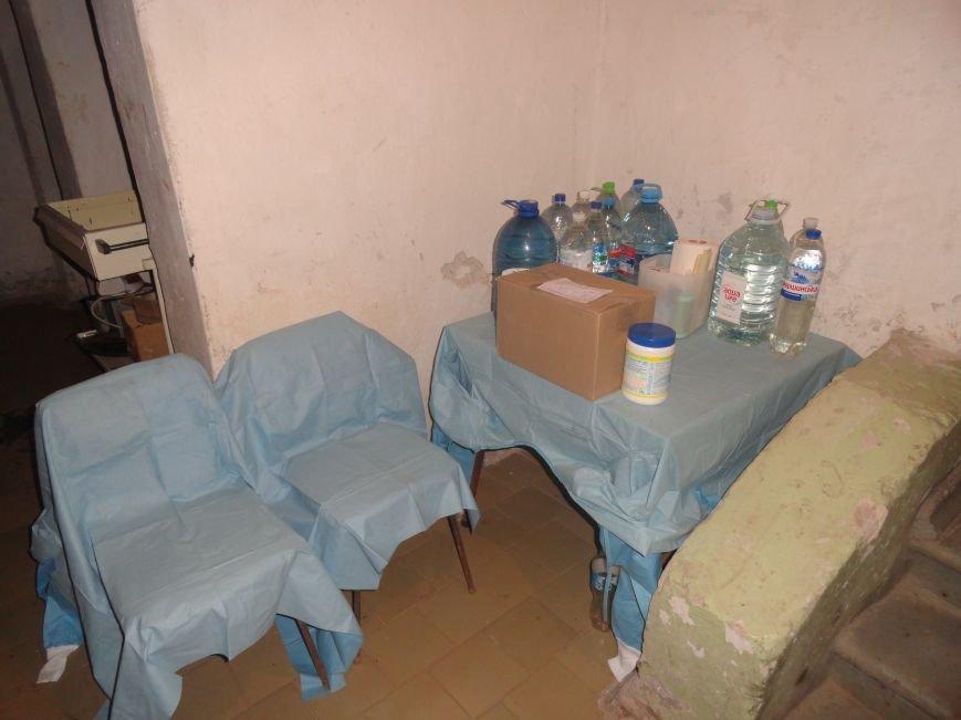 Мариупольские больницы подготавливали убежища для пациентов и персонала (ФОТО), фото-7