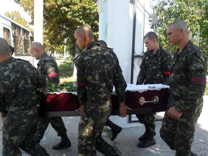 Черниговцы простились с погибшим в зоне АТО героем - Александром Шыком, фото-1