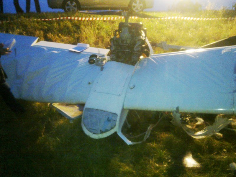 Белгородская транспортная прокуратура будет контролировать расследование крушения самолета в Красненском районе, фото-1