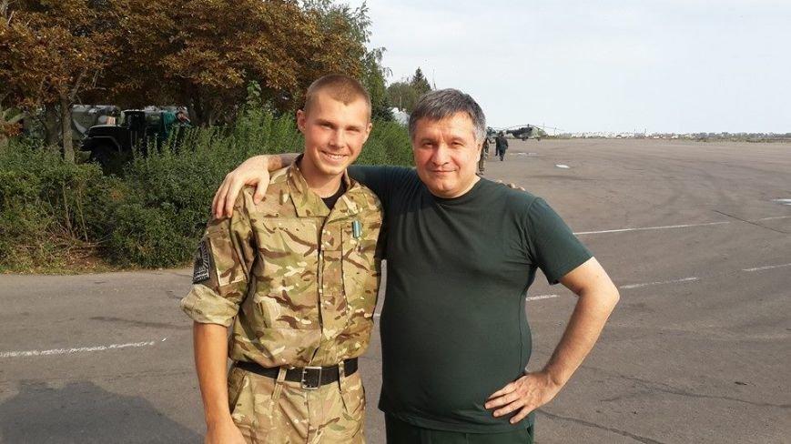 Арсен Аваков - за перевод батальона «Азов», защищающего Мариуполь, в состав Нацгвардии (ФОТО, ВИДЕО), фото-1