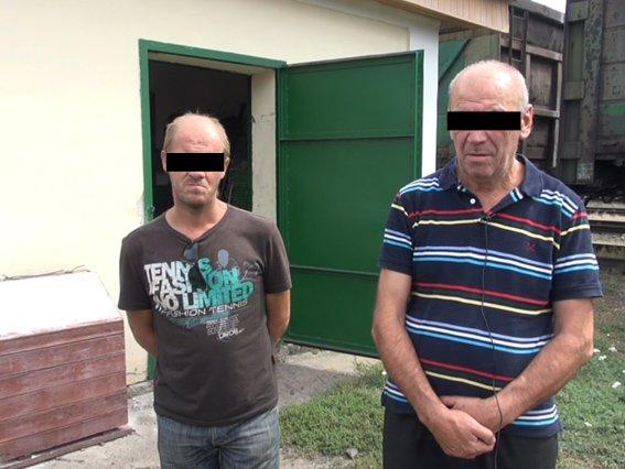 Днепродзержинских воров-рецидивистов поймали «на горячем», фото-1