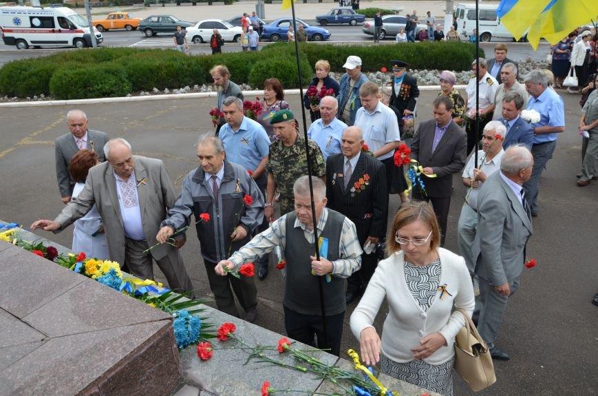 Мариупольцы празднуют День освобождения города от немецко-фашистских захватчиков (ФОТОРЕПОРТАЖ), фото-24