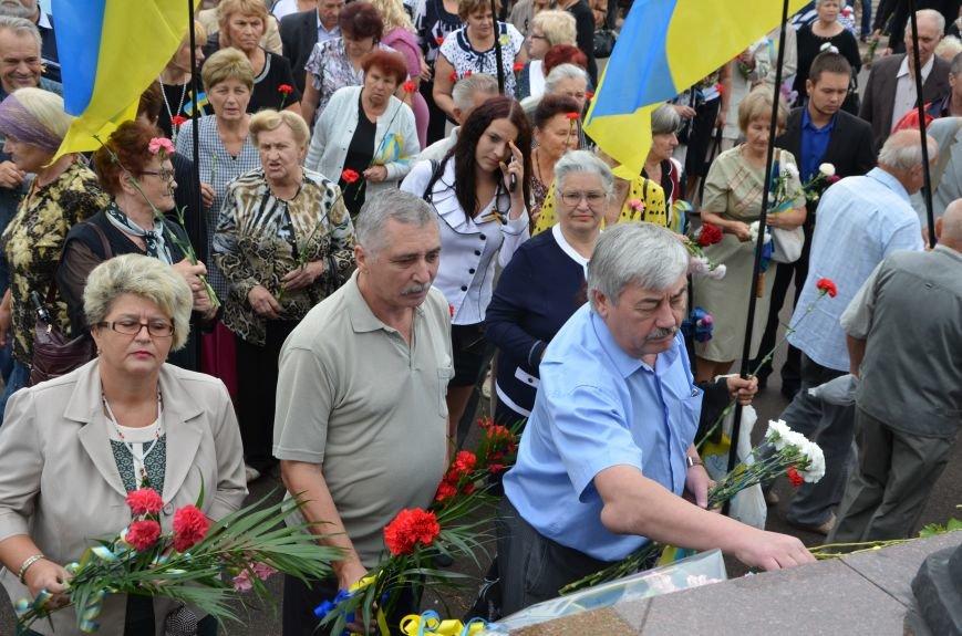 Мариупольцы празднуют День освобождения города от немецко-фашистских захватчиков (ФОТОРЕПОРТАЖ), фото-26