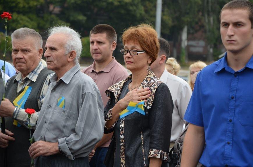 Мариупольцы празднуют День освобождения города от немецко-фашистских захватчиков (ФОТОРЕПОРТАЖ), фото-9
