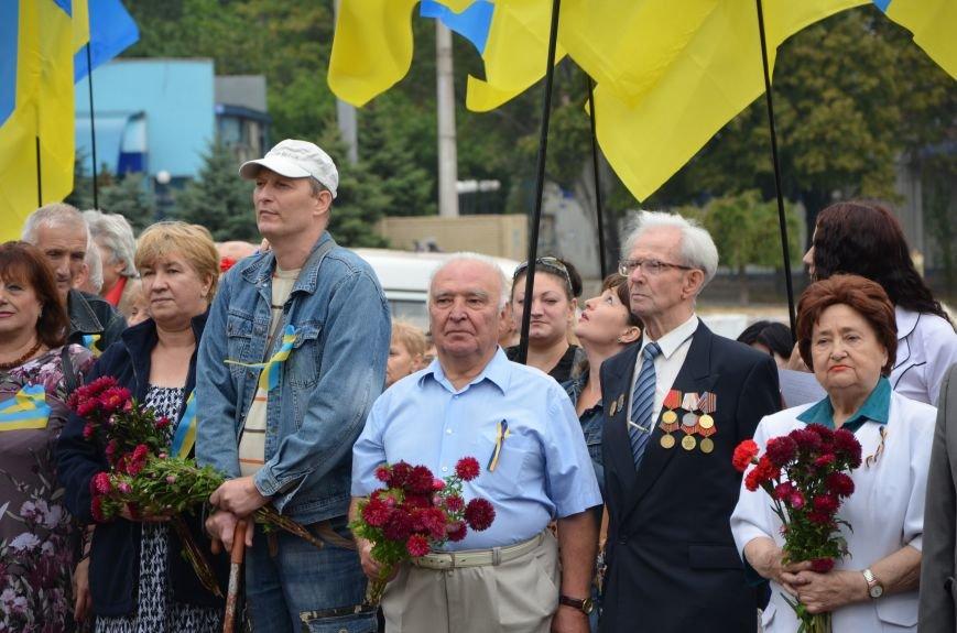 Мариупольцы празднуют День освобождения города от немецко-фашистских захватчиков (ФОТОРЕПОРТАЖ), фото-6