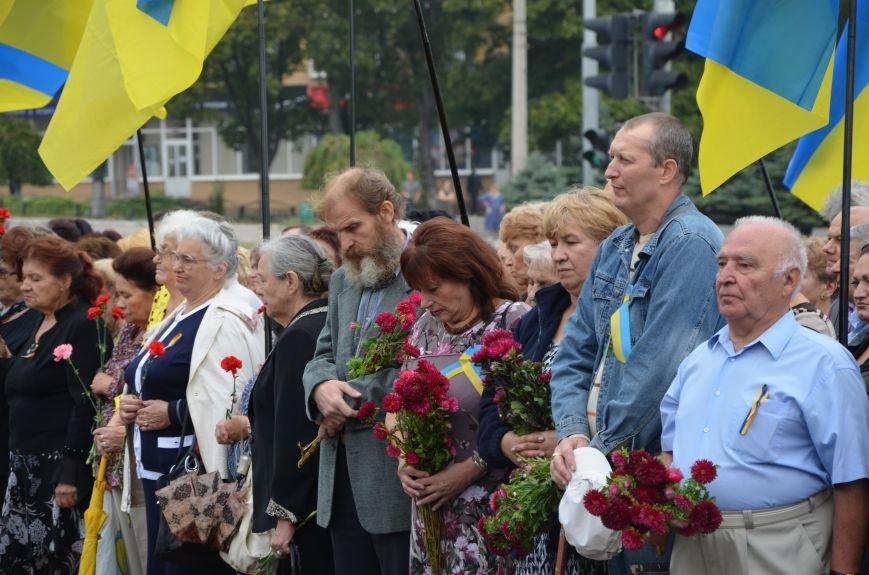 Мариупольцы празднуют День освобождения города от немецко-фашистских захватчиков (ФОТОРЕПОРТАЖ), фото-14