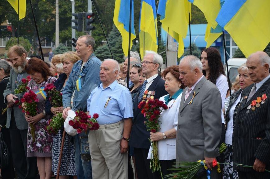 Мариупольцы празднуют День освобождения города от немецко-фашистских захватчиков (ФОТОРЕПОРТАЖ), фото-13