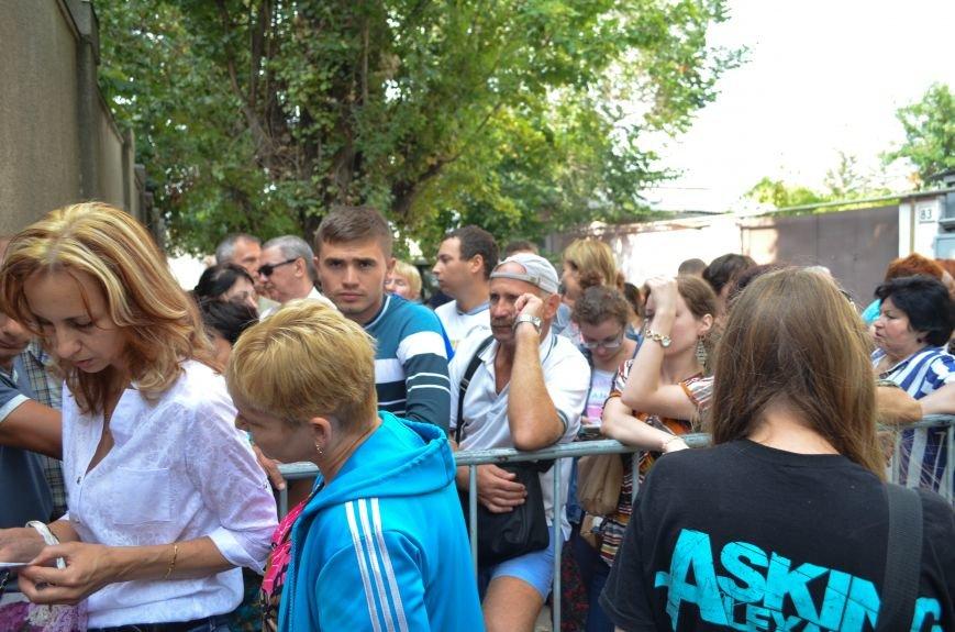 Крымчане месяцами выстаивают очереди в ожидании паспорта РФ: Не могут доказать, что они - русские (ФОТО, ВИДЕО), фото-5