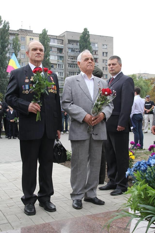 В Днепропетровске у памятника героям Чернобыля провели митинг-реквием (ФОТОРЕПОРТАЖ), фото-22