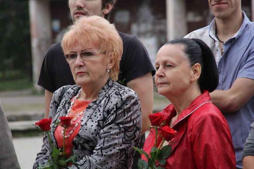 В Днепропетровске у памятника героям Чернобыля провели митинг-реквием (ФОТОРЕПОРТАЖ), фото-29