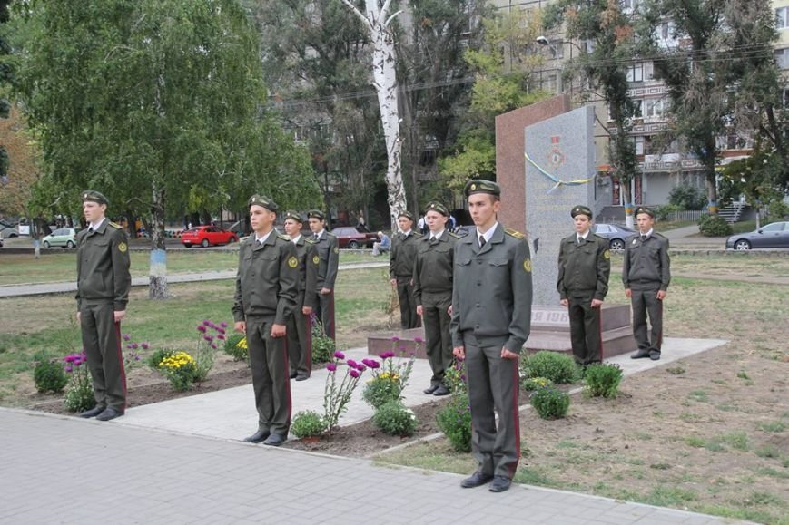 В Днепропетровске у памятника героям Чернобыля провели митинг-реквием (ФОТОРЕПОРТАЖ), фото-25