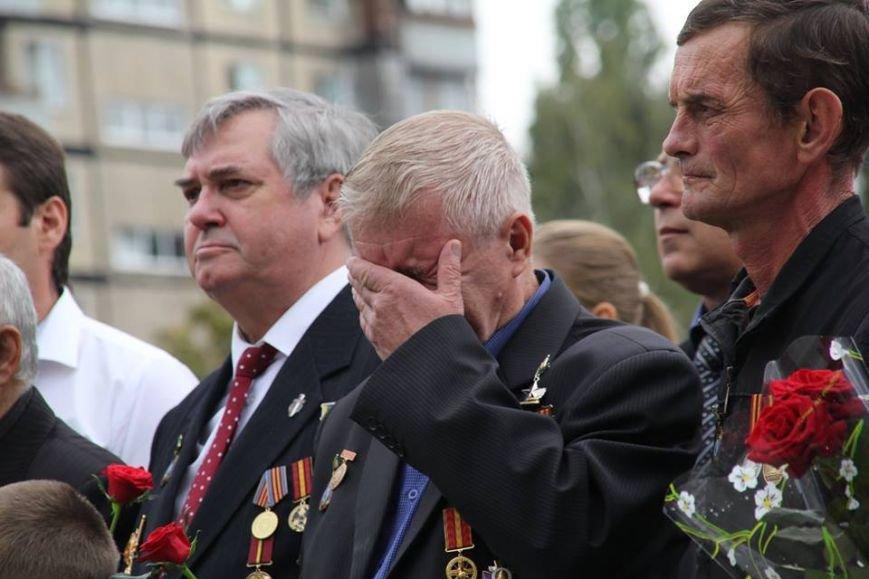 В Днепропетровске у памятника героям Чернобыля провели митинг-реквием (ФОТОРЕПОРТАЖ), фото-30