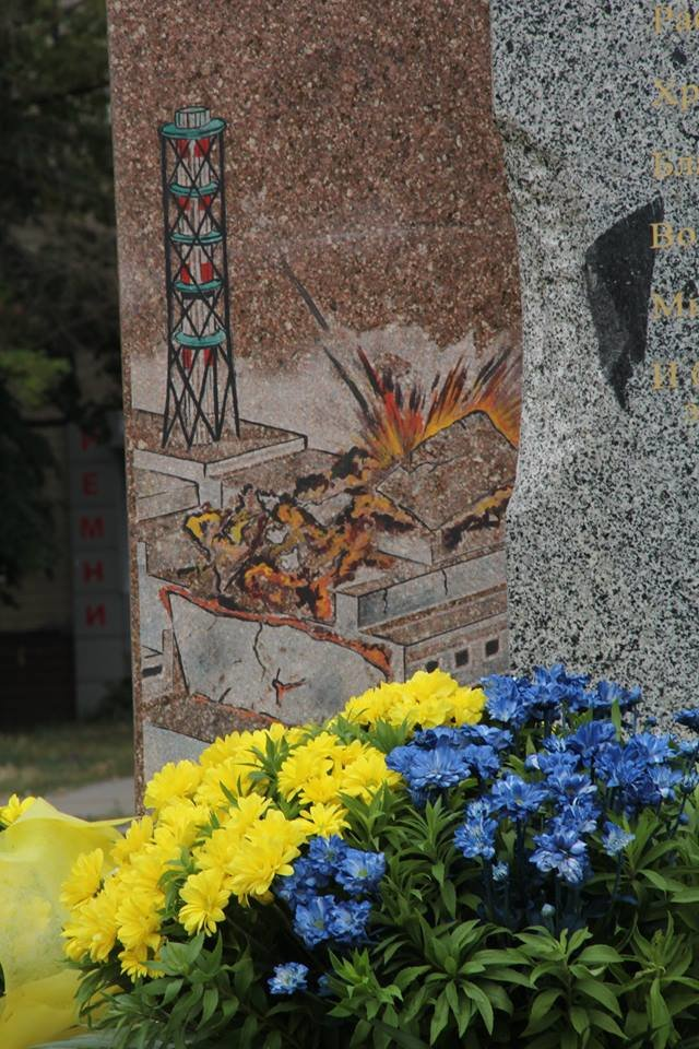 В Днепропетровске у памятника героям Чернобыля провели митинг-реквием (ФОТОРЕПОРТАЖ), фото-19