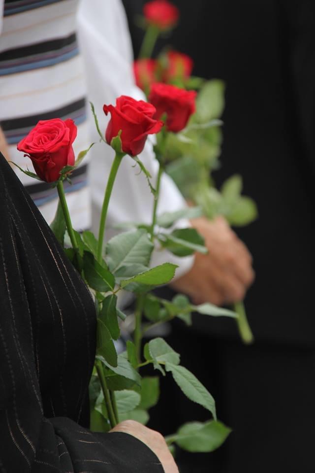 В Днепропетровске у памятника героям Чернобыля провели митинг-реквием (ФОТОРЕПОРТАЖ), фото-9