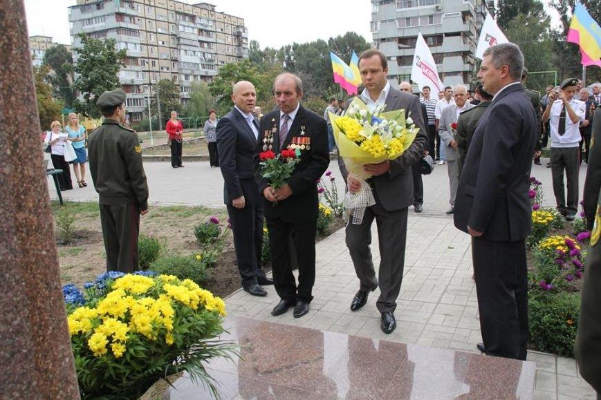 В Днепропетровске у памятника героям Чернобыля провели митинг-реквием (ФОТОРЕПОРТАЖ), фото-21