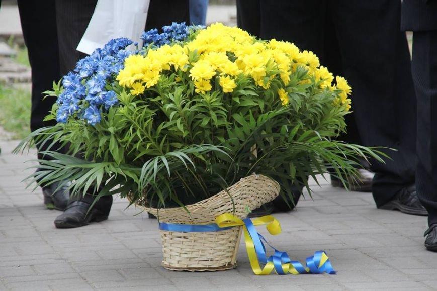 В Днепропетровске у памятника героям Чернобыля провели митинг-реквием (ФОТОРЕПОРТАЖ), фото-15