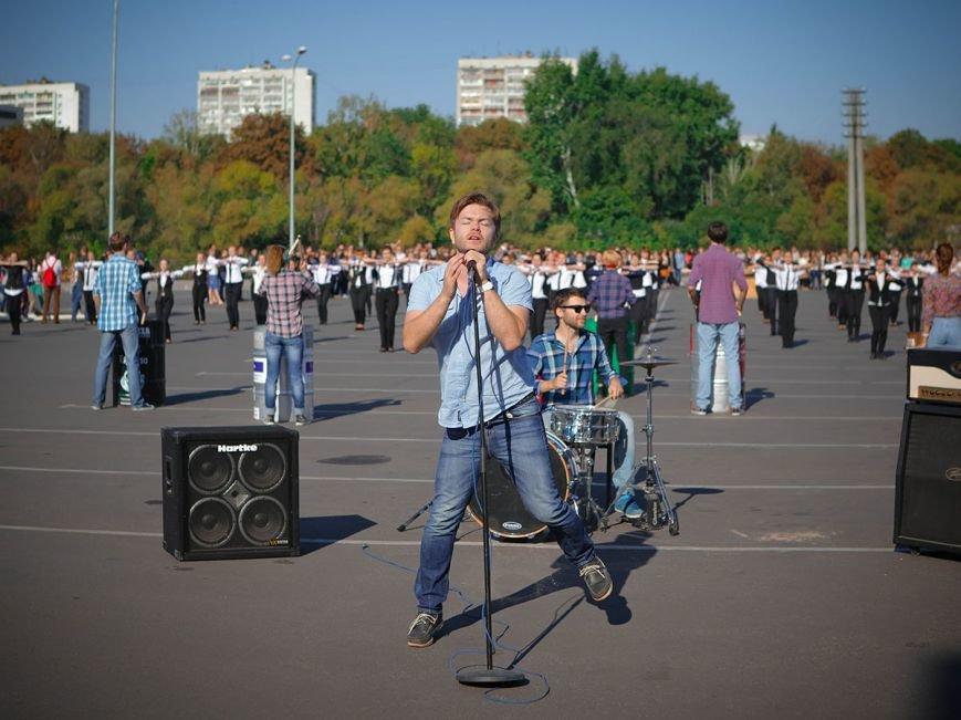 Флешмоб-победитель прошел в Сумах (ФОТО), фото-2