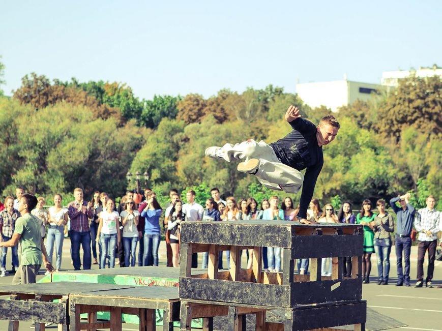 Флешмоб-победитель прошел в Сумах (ФОТО), фото-4