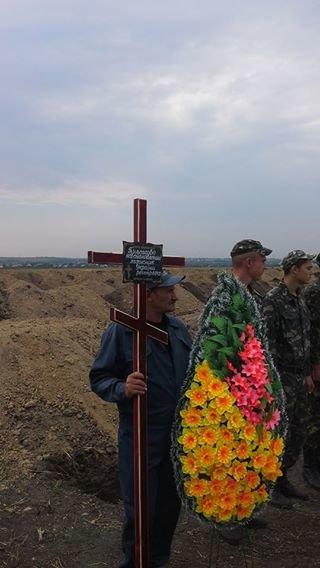 Могила неизвестного солдата: В Днепропетровске на «Аллее героев АТО» похоронили 11 неопознанных воинов (ФОТО), фото-5