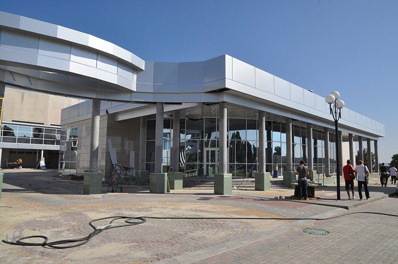 Открытие бассейна для людей с ограниченными возможностями в БГТУ им. В.Г. Шухова перенесли на октябрь, фото-1