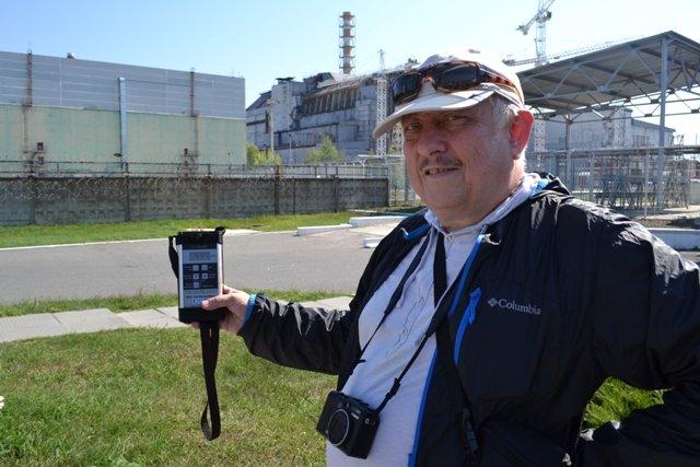 Делегація з Рівненщини побувала у зоні відчуження Чорнобильської АЕС (Фото), фото-1