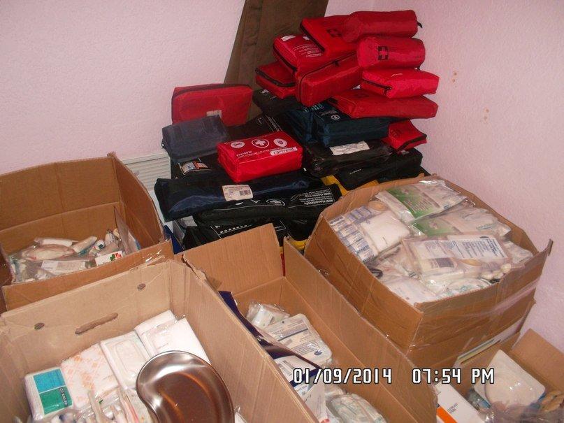 Правосекторівці з Рівненщини відправили чергову гуманітарну допомогу в зону АТО (Фото), фото-1