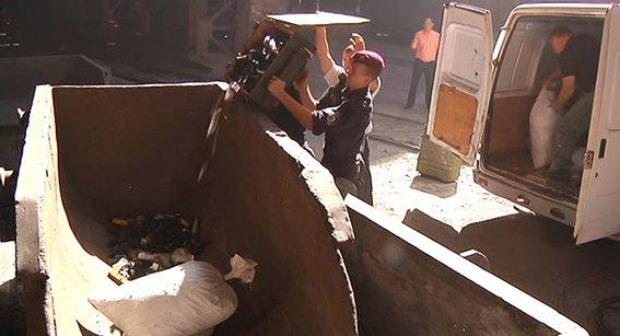 В Днепропетровской области расплавили 500 кг оружия, фото-2