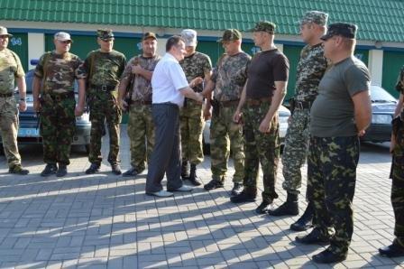 Працівники ДАІ Рівненщини вже втретє вирушили на Схід (Фото), фото-1