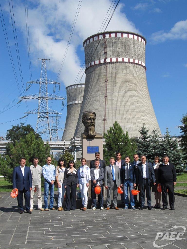 Депутати з Волині відвідали Рівненську АЕС (Фото), фото-1