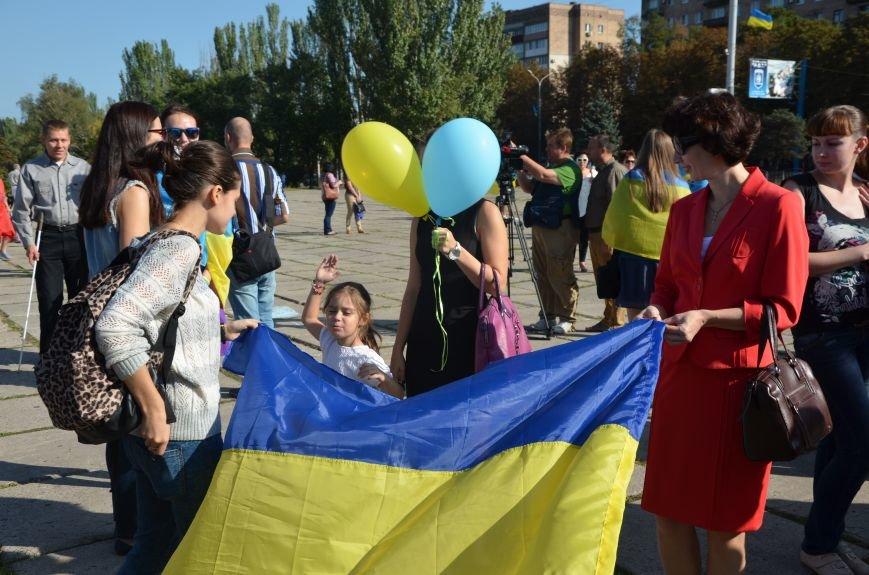 В Мариуполе вышили карту Украины (ФОТОРЕПОРТАЖ), фото-13