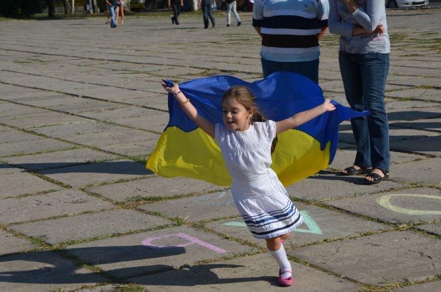 В Мариуполе вышили карту Украины (ФОТОРЕПОРТАЖ), фото-22