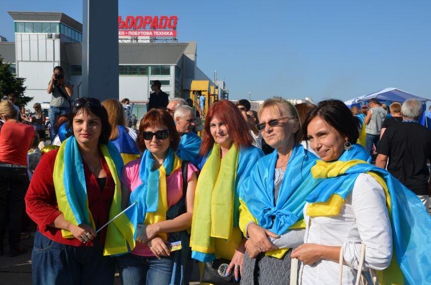 В Мариуполе вышили карту Украины (ФОТОРЕПОРТАЖ), фото-35