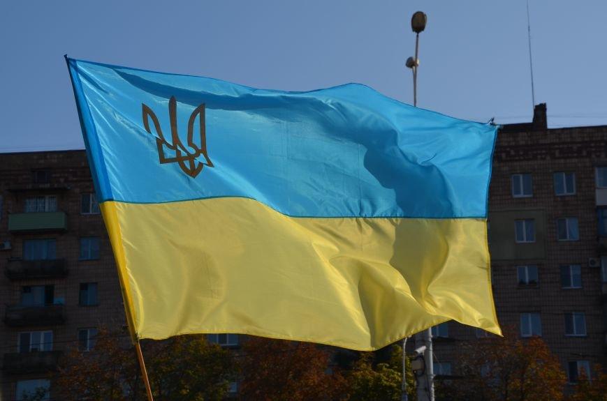 В Мариуполе вышили карту Украины (ФОТОРЕПОРТАЖ), фото-3