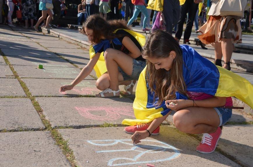 В Мариуполе вышили карту Украины (ФОТОРЕПОРТАЖ), фото-46