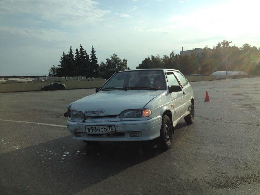Ситуация на дорогах Ульяновска за 14 сентября, фото-2