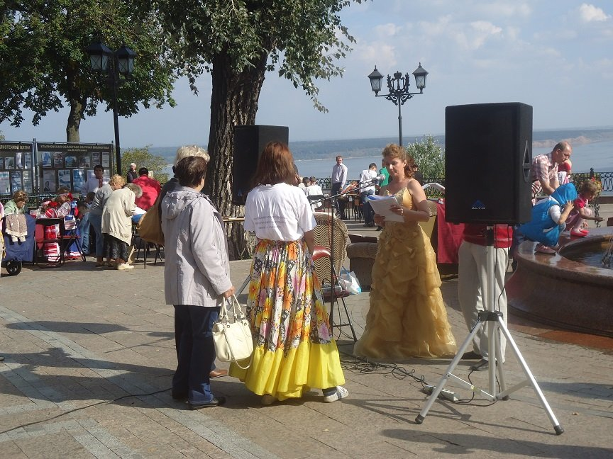 Фотоотчет с «Обломовского фестиваля» в Ульяновске, фото-16