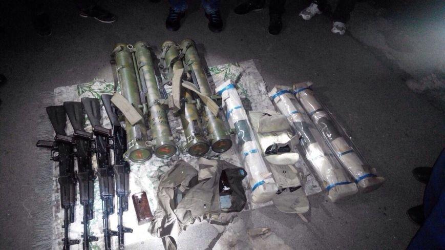 Группа диверсантов, готовящих теракты, задержана в Мариуполе (ФОТО), фото-2
