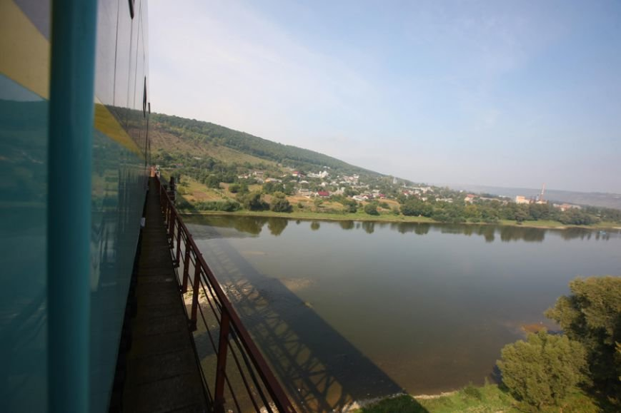 Новый Крюковский дизель-поезд испытывали с перегрузом по горной местности (ФОТО), фото-4
