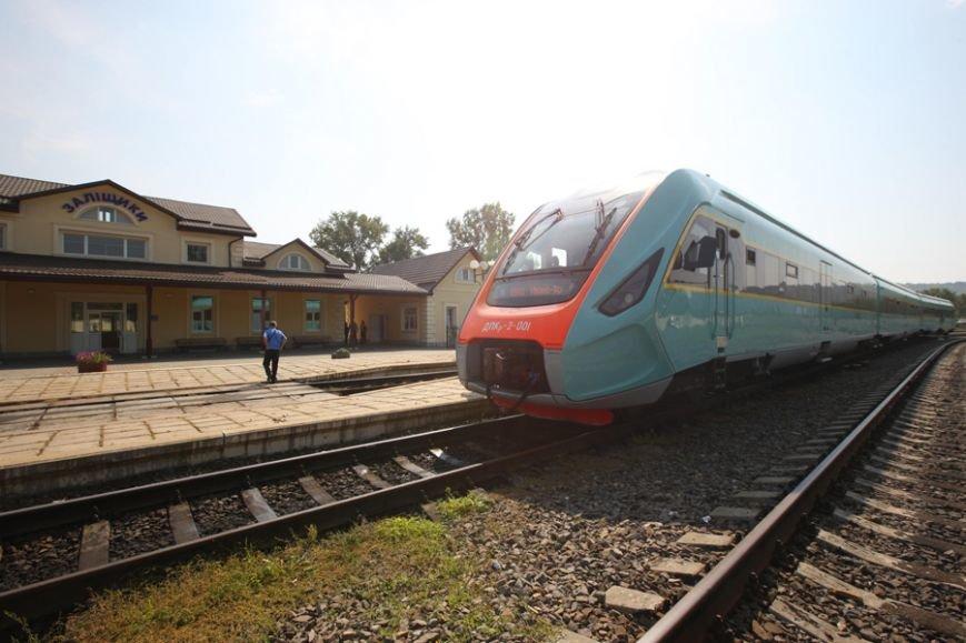 Новый Крюковский дизель-поезд испытывали с перегрузом по горной местности (ФОТО), фото-6