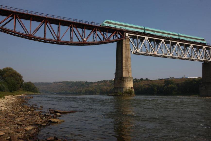 Новый Крюковский дизель-поезд испытывали с перегрузом по горной местности (ФОТО), фото-10