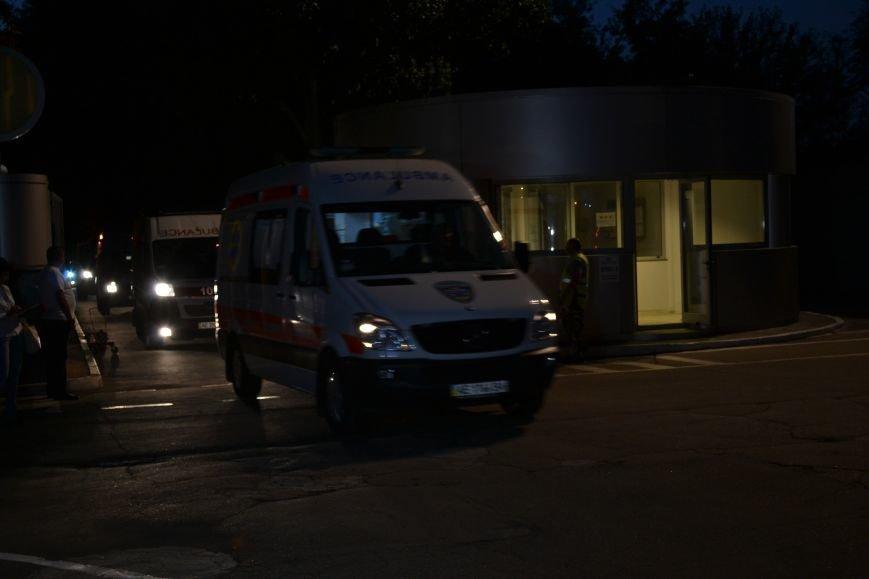 Из Днепропетровска в Литву отправился самолет с ранеными военными, фото-2