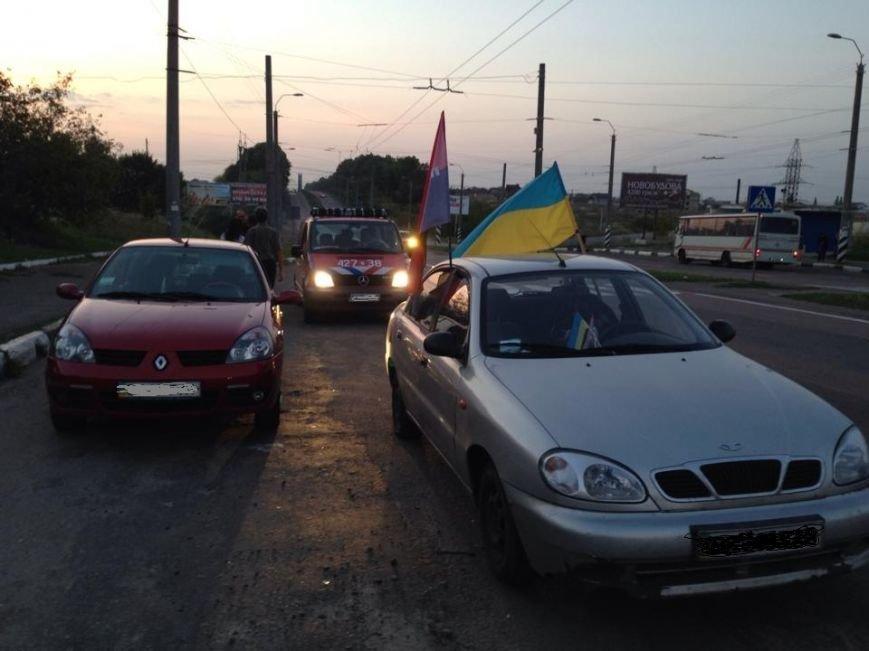 Польський бургомістр привіз до Рівного гуманітарну допомогу (Фото), фото-1