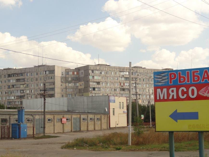 Мариупольцы просят переместить блокпосты подальше от жилых домов (ФОТО), фото-2