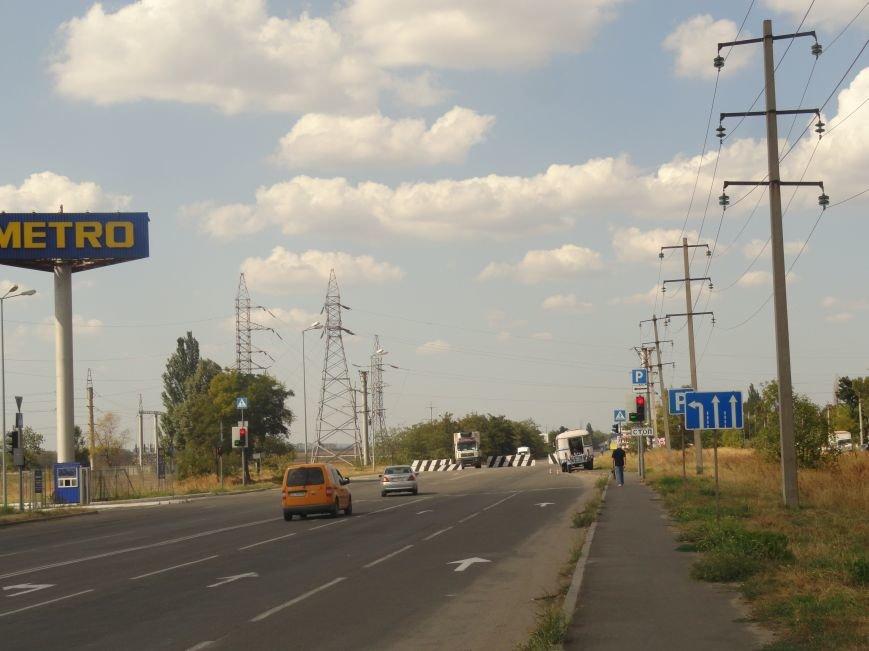 Мариупольцы просят переместить блокпосты подальше от жилых домов (ФОТО), фото-1