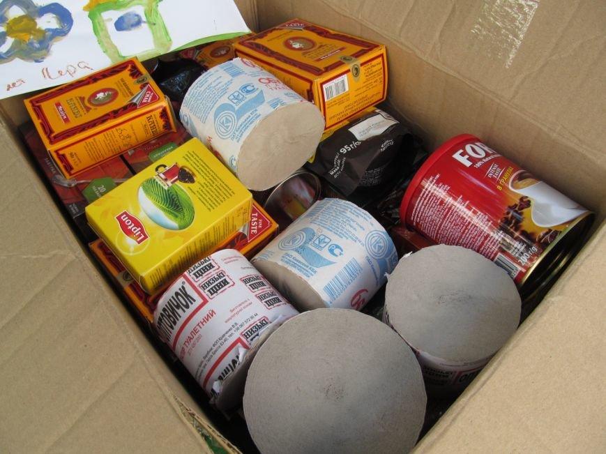 Кременчужане передали партию продуктов и медикаментов 42му батальону (ФОТО), фото-6
