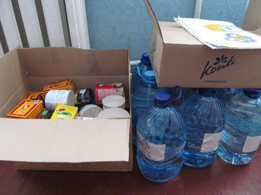Кременчужане передали партию продуктов и медикаментов 42му батальону (ФОТО), фото-14
