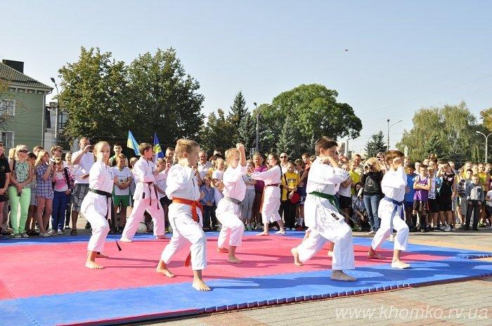У Рівному пройшли спортивні вихідні (Фото), фото-5